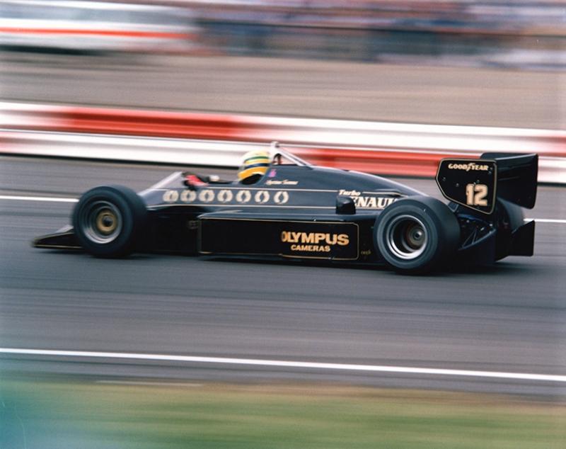 Formula Retro Yarış Otomobil Kanvas Tablo