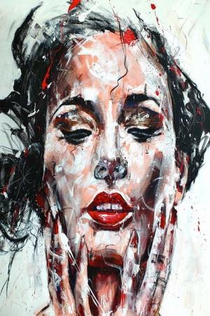 Fransız Kadınlar-2 Klasik Sanat Kanvas Tablo