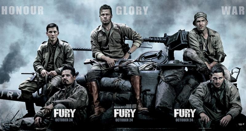 Fury 2 Kanvas Tablo