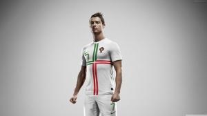 Futbol Cristiano Ronaldo Efsane 2 Spor Kanvas Tablo