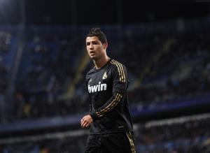 Futbol Cristiano Ronaldo Efsane Spor Kanvas Tablo