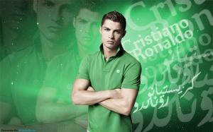 Futbol Cristiano Ronaldo Spor Kanvas Tablo