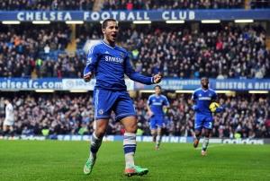 Futbol Eden Hazard Chelsea 2 Spor Kanvas Tablo