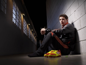 Futbol Lionel Messi Spor Kanvas Tablo