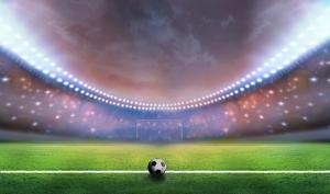 Futbol Stadyum 2 Spor Kanvas Tablo