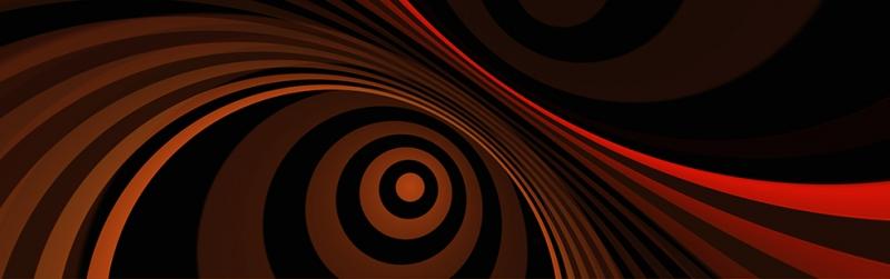 Futuristik Abstract 3 Dijital ve Fantastik Kanvas Tablo