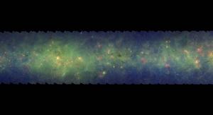 Galaksi 11 Dünya & Uzay Kanvas Tablo