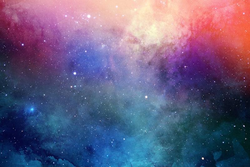 Galaksi 2 Dünya & Uzay Kanvas Tablo