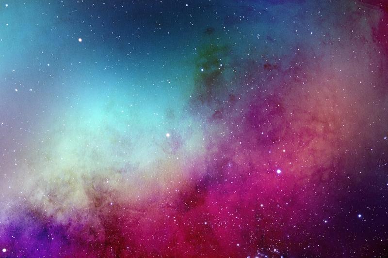 Galaksi 8 Dünya & Uzay Kanvas Tablo