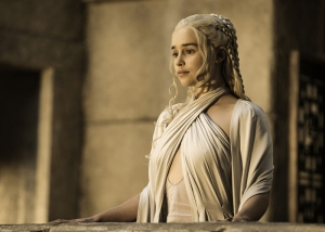 Game of Thrones Kaleesi Kanvas Tablo 4