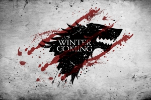 Game Of Thrones Winter Is Coming-2 Kanvas Tablo