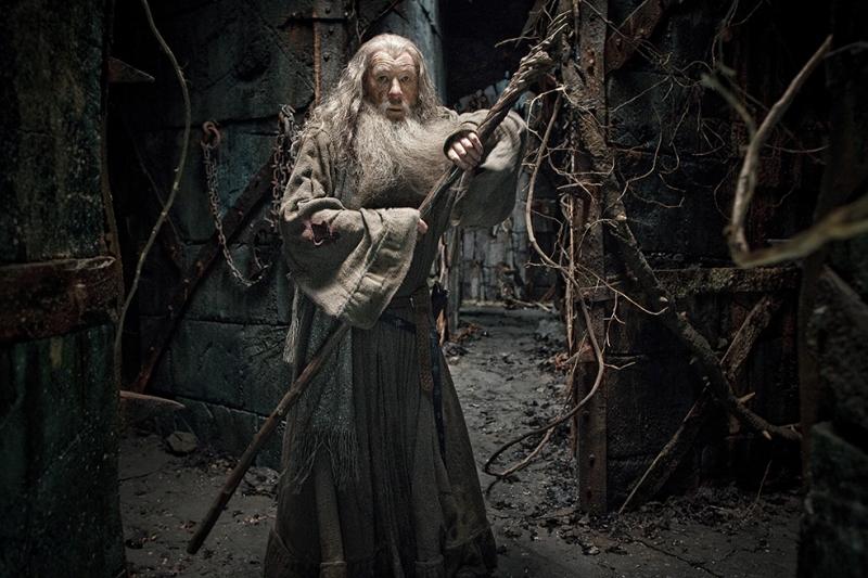 Gandalf Sinema Kanvas Tablo
