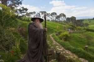 Gandalf Yüzüklerin Efendisi Kanvas Tablo