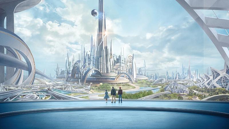 Gelecekteki Gezegenler Kanvas Tablo