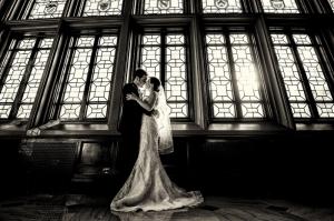 Gelin ve Damat Aşk & Sevgi Kanvas Tablo