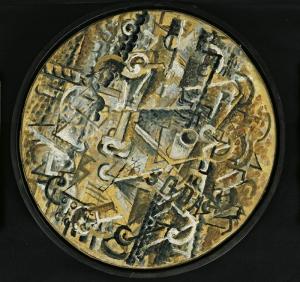Georges Braque Soda Soyut Yağlı Boya Klasik Sanat Kanvas Tablo