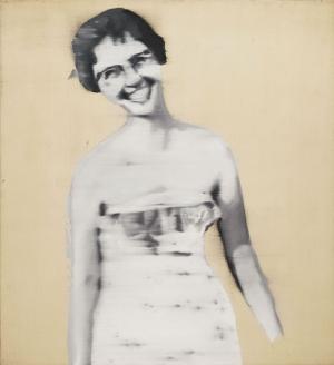 Gerhard Richter Helen Soyut Yağlı Boya Klasik Sanat Kanvas Tablo