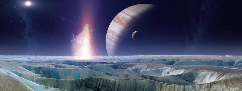 Gezegenler 2 Dünya & Uzay Kanvas Tablo