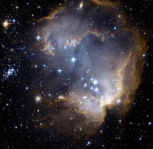 Gezegenler Uzay Yıldızlar Galaxy 14 Dünya & Uzay Kanvas Tablo