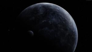 Gezegenler Uzay Yıldızlar Galaxy 3 Dünya & Uzay Kanvas Tablo