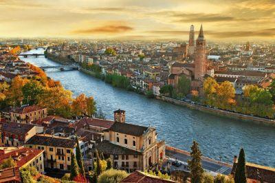 Gezilecek Yerler Tatil Verona Garda İtaly Turistic Place