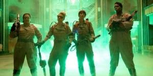 Ghos Tbusters Melissa Mccarthy Kristen Wiig En İyi Filmler Sinema Kanvas Tablo