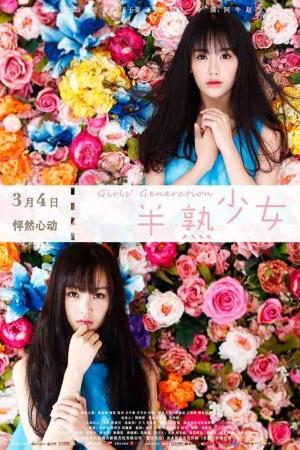 Girls Generation China-2016 Film Afişi Sinema Kanvas Tablo