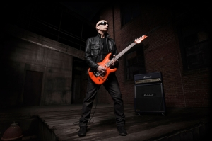 Gitarist 2 Fotoğraf Kanvas Tablo