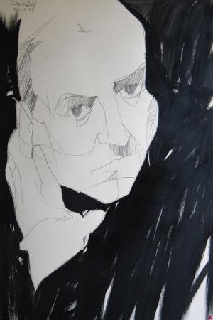 Goffredo Parise Klasik Sanat Eserleri Kanvas Tablo