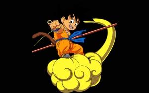 Goku Dragonball Popüler Kültür Kanvas Tablo