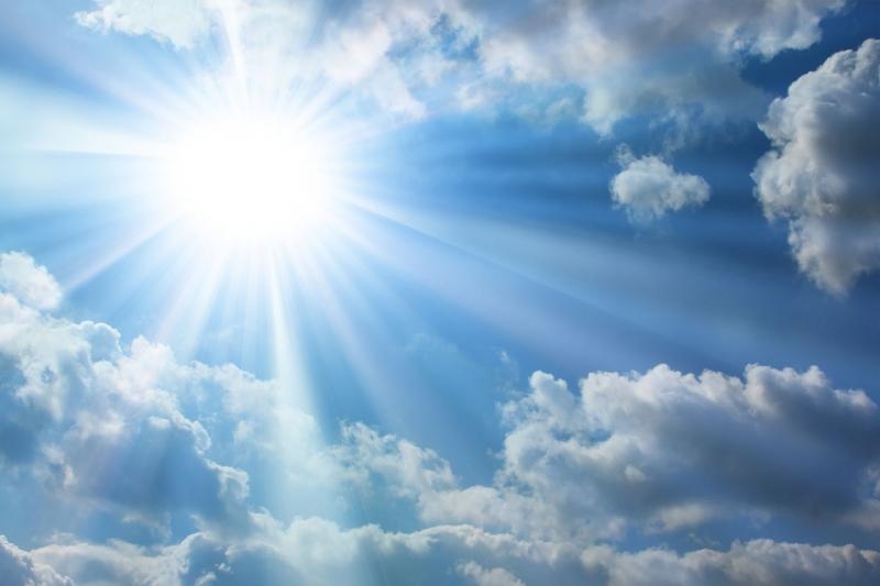 Gökyüzü Bulut Manzarası 2 Doğa Manzaraları Kanvas Tablo