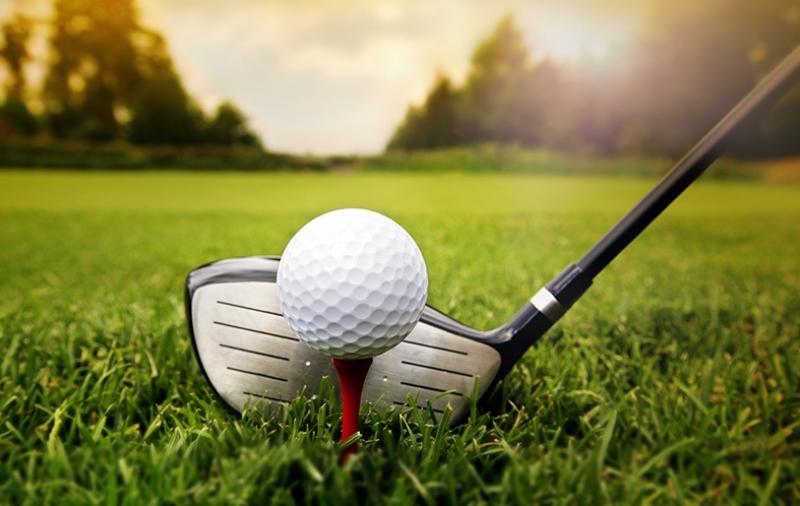Golf Spor Kanvas Tablo