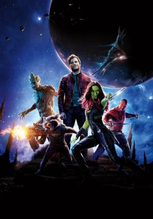 Guardians of Galaxy Afiş Tablo