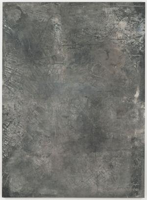 Guillermo Kuitca Soyut Yağlı Boya Klasik Sanat Canvas Tablo