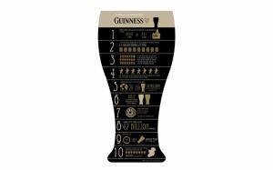 Guinness Birası Lezzetler Kanvas Tablo