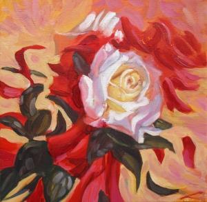 Güller 2, Dekoratif Kanvas Tablo