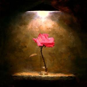 Güller 9, Dekoratif Kanvas Tablo