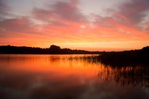 Gün Batımı 3 Doğa Manzaraları Kanvas Tablo