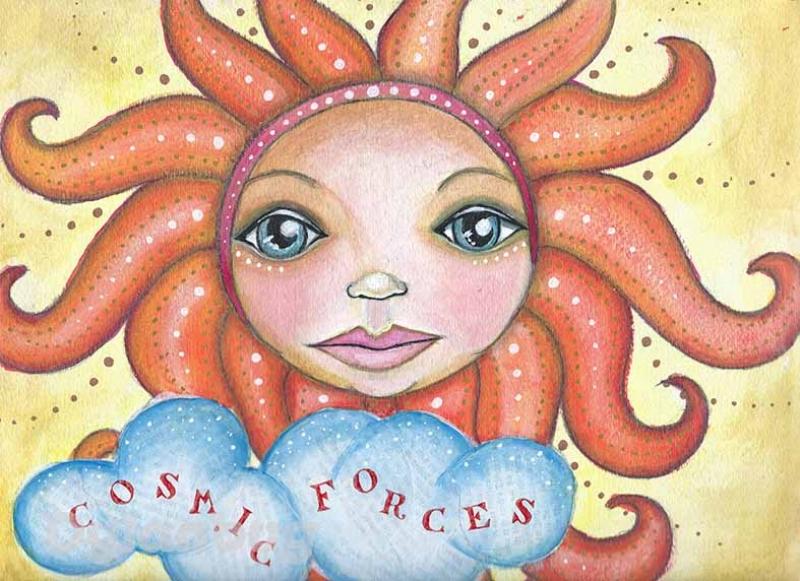 Güneş Kız Bebek & Çocuk Dünyası Kanvas Tablo