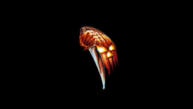 Halloween Art Sinema Kanvas Tablo