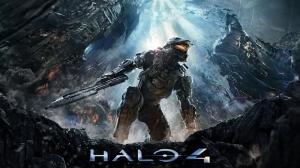 Halo 4 Oyun Karakteri Süper Kahramanlar Kanvas Tablo