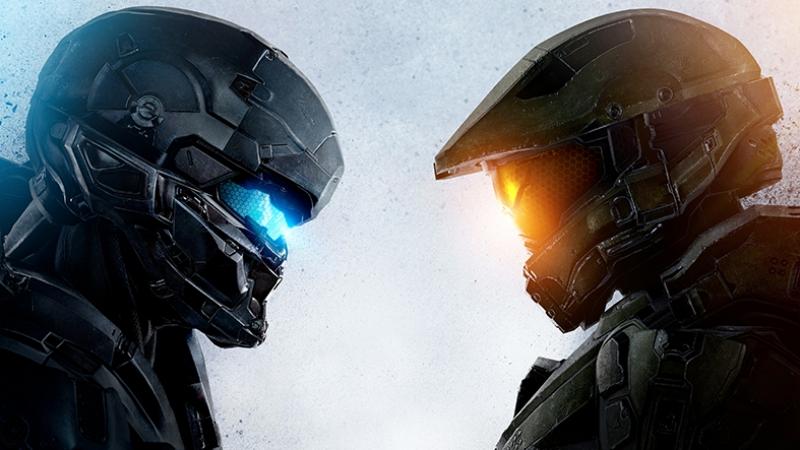 Halo 5 Oyun Süper Kahramanlar Kanvas Tablo