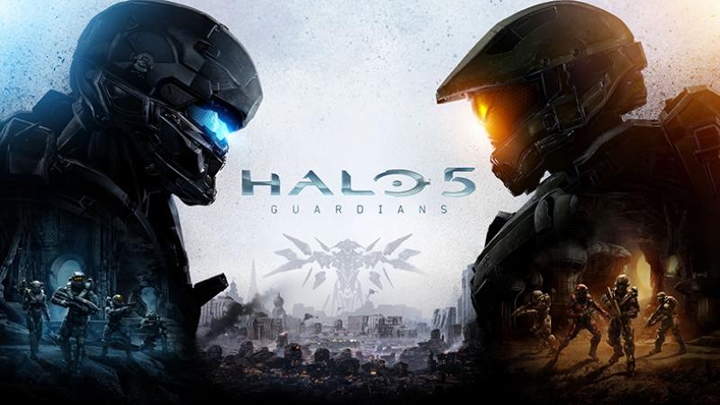 Halo 5 Popüler Kültür Kanvas Tablo