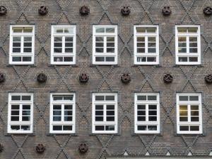 Hamburg Hansa Unesco Dünya Kültür Mirasları Kanvas Tablo