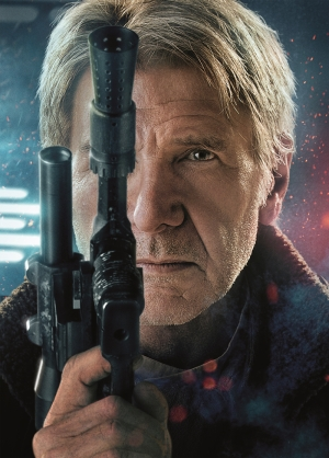 Han Solo Star Wars Kanvas Tablo