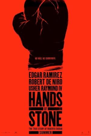 Hands Of Stone Film Afişi Sinema Kanvas Tablo