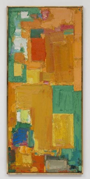 Hans Hofmann Soyut Yağlı Boya Klasik Sanat Canvas Tablo