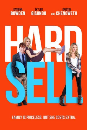 Hard Sell Film Afişi Sinema Kanvas Tablo
