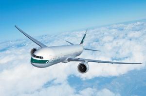 Havada Süzülen Uçak Araçlar Kanvas Tablo