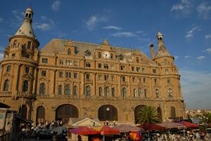 Haydarpaşa Garı 2 Dünyaca Ünlü Şehirler Kanvas Tablo